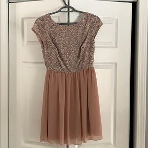 Pink Speechless Dress